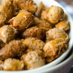 Cinnamon and Ginger Candied Peanuts   giverecipe.com   #peanuts #snack #cinnamon #ginger