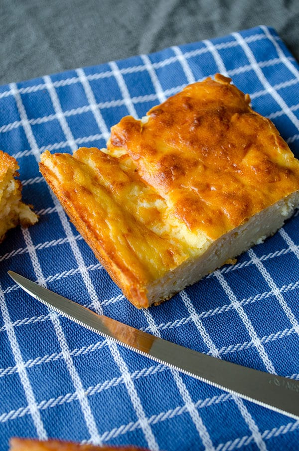 One Bowl Cheese Bread | giverecipe.com | #bread #cheese