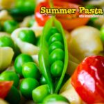 Summer Pasta with Tomatoes and Peas 1 150x150