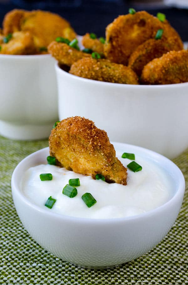 Fried Zucchini Chips 3