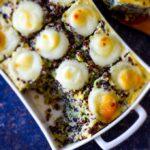 Cheesy Zucchini Quinoa Casserole