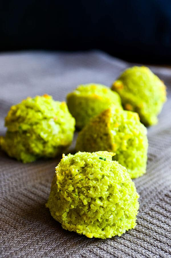 Flourless Pistachio Cookies | giverecipe.com | #glutenfree #flourless #pistachio #cookies #dessert #butterfree