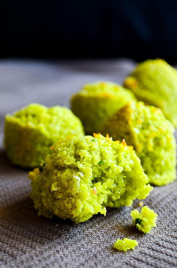 Flourless Pistachio Cookies | giverecipe.com | #glutenfree #flourless #pistachio #cookies #dessert #butterfree