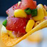 Tangy Tomato and Corn Salsa