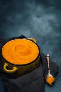 Homemade Fresh Pumpkin Puree