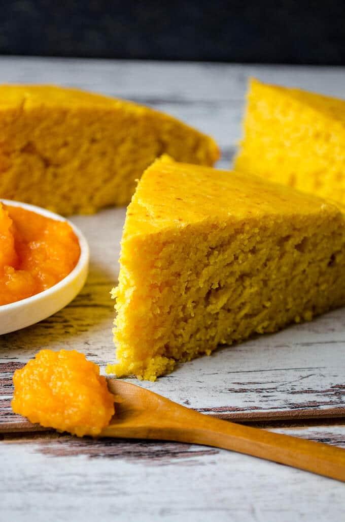 Pumpkin Cornbread - Give Recipe