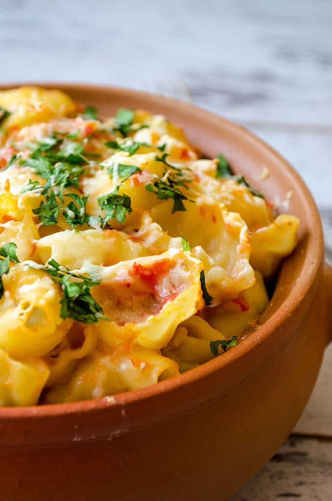 Tuna and pasta bake recipes dishmaps Tuna and philadelphia pasta