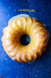 Lime Bundt Cake | giverecipe.com | #lime