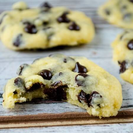 The Best Chocolate Chip Cookies | giverecipe.com | #cookies
