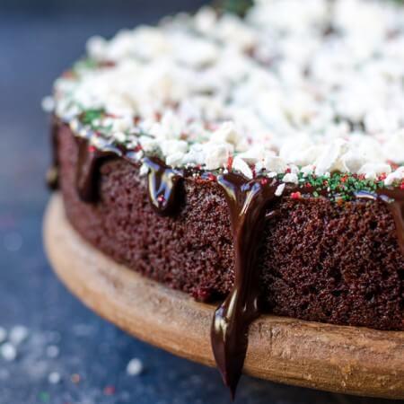 Double Chocolate Beet Cake | giverecipe.com | #chocolatecake #beet