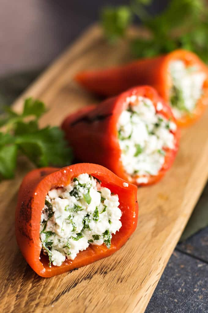 stuffed bell peppers turkey stuffed peppers stuffed green peppers mom ...