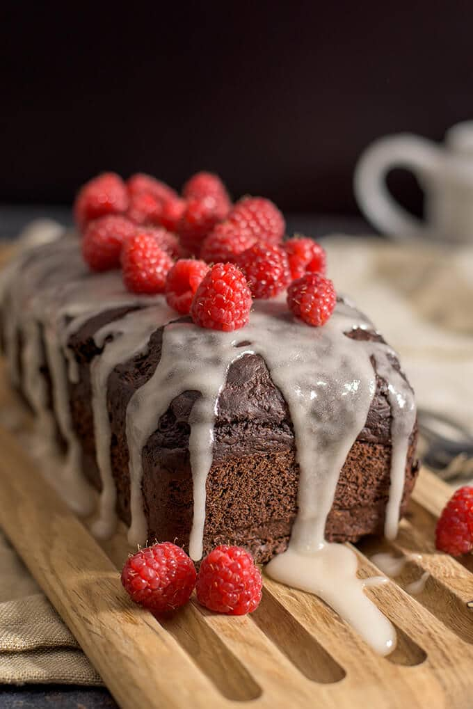 This is the BEST Vegan Chocolate Zucchini Bread. Wonderfully moist and chocolaty. You can't understand it's vegan or it has zucchini. - giverecipe.com