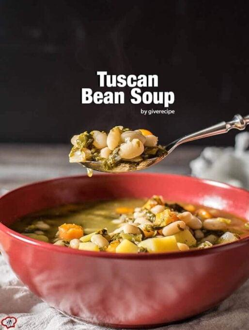 Tuscan Bean Soup - Give Recipe