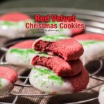 Red Velvet Christmas Cookies