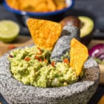 How to make spicy guacamole without jalapenos