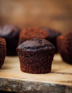 Buttermilk Chocolate Muffins