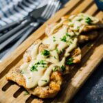 Chicken with Creamy Mustard Sauce