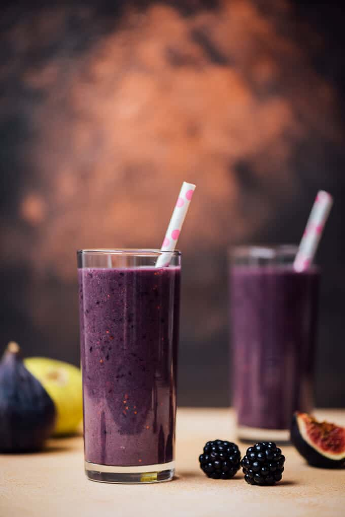 Fig Kefir Smoothie Is The Best Way Of Including In Your T Kids