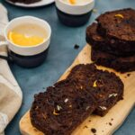 Orange Chocolate Pumpkin Bread