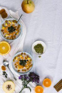 Warm Bulgur Breakfast Bowls