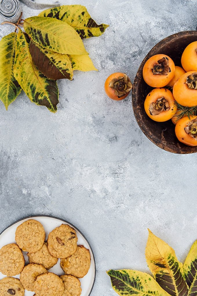 Put these persimmon cookies in your baking list this holiday season! Soft, chewy and moist. Everyone will love it!