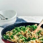 Herbed Cauliflower Rice Stir Fry