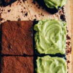 Healthier Avocado Brownies