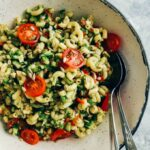 Summer Vegan Pasta Salad