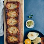 Caramelized Pear Bread