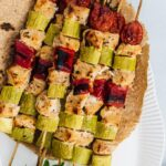 Turkish Chicken Kabobs In Oven