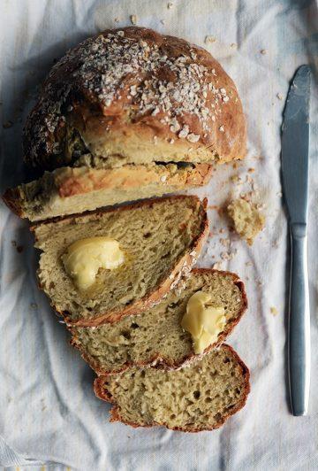 No yeast bread image
