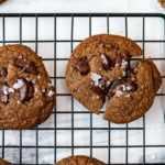 Chocolate Chip Turkish Coffee Cookies